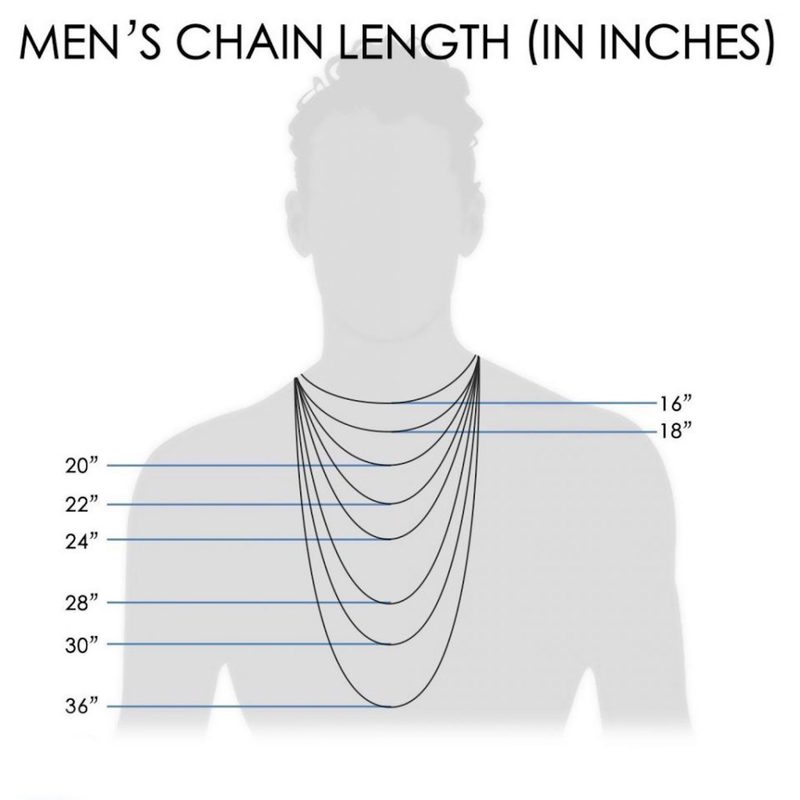 Solid Sterling Silver Rope Chain Necklace 2 8mm 20 Best Silver Touch Of Modern