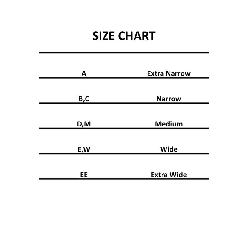 ferragamo shoe size chart width - Pflag