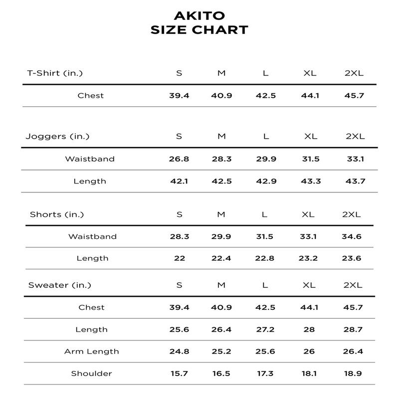 Zip-Up Sweatshirt // Gray + Black (S) - Akito - Touch of ...