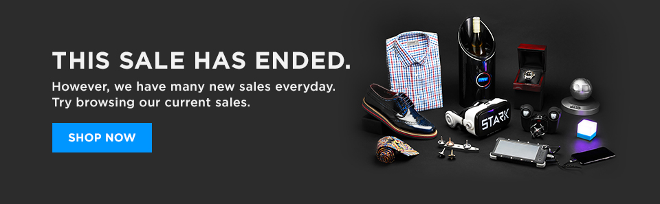 Sale Ended