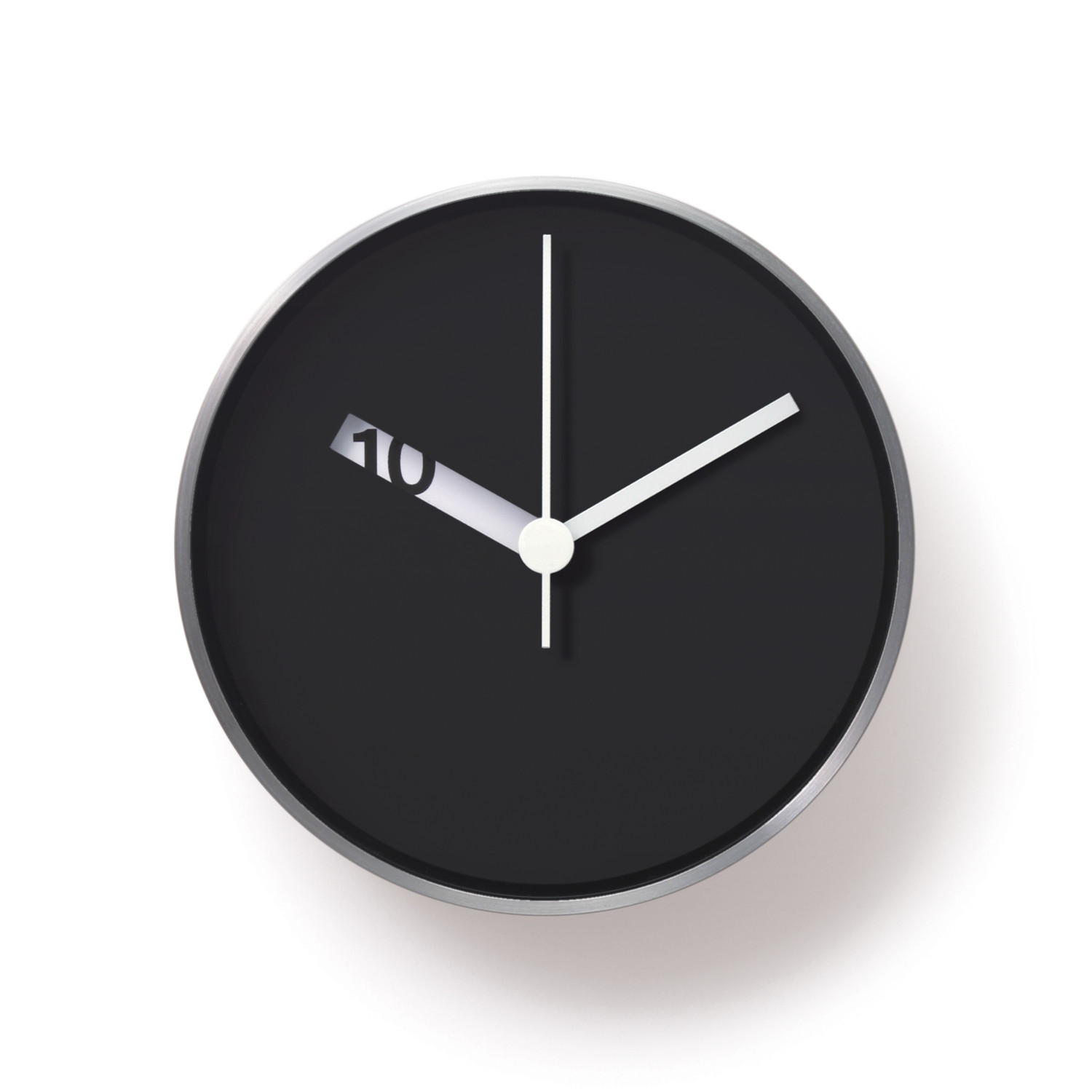 Extra normal wall clock black face normal timepieces touch extra normal wall clock black face amipublicfo Image collections