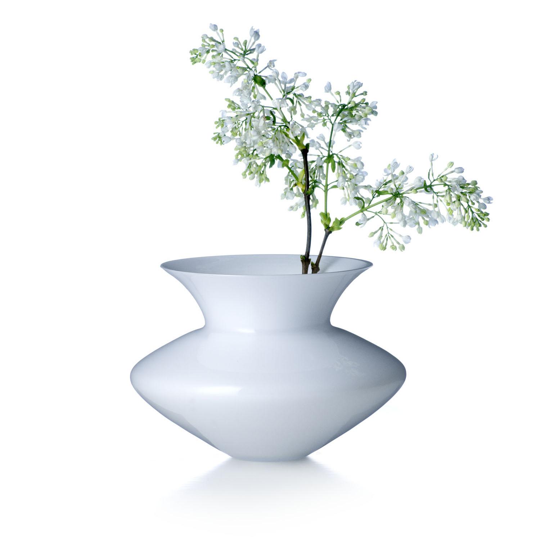 Alev siesbye vase large white rosendahl vases touch of modern alev siesbye vase large white reviewsmspy