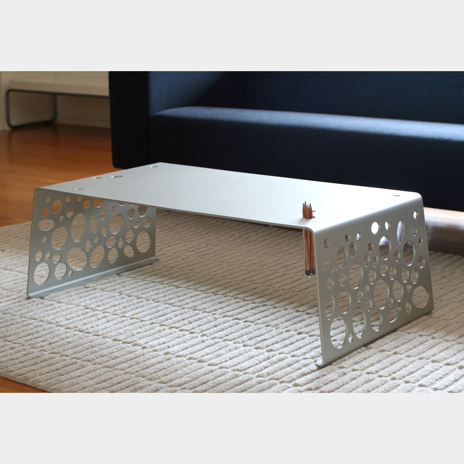 - Float Aluminum Coffee Table - Blueoculus - Touch Of Modern