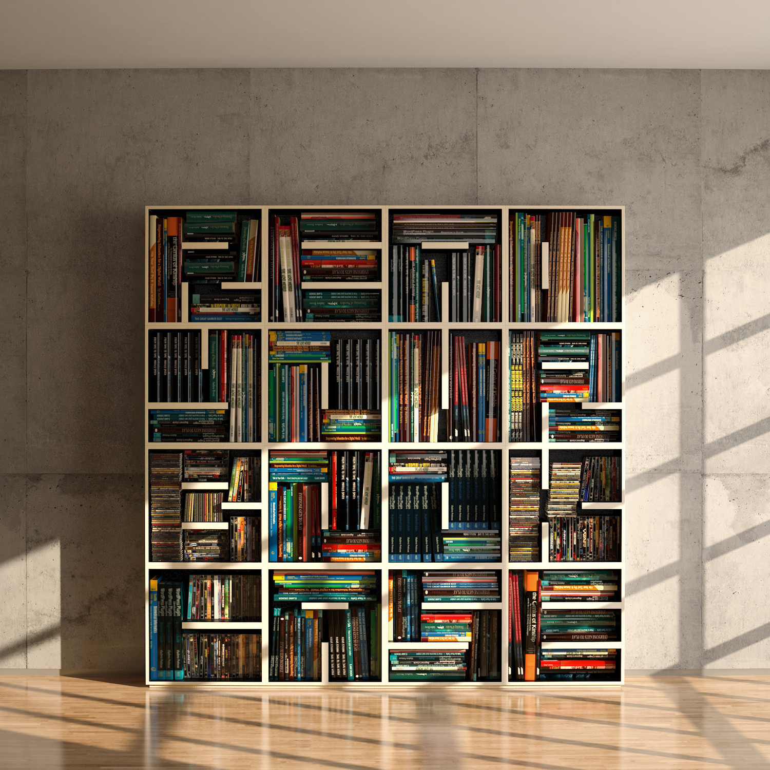 Read Book Shelf readyourbookcase - saporiti - touch of modern