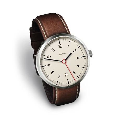 TRES Papyrus Cream Dial Automatic Date (S: 155mm-185mm)