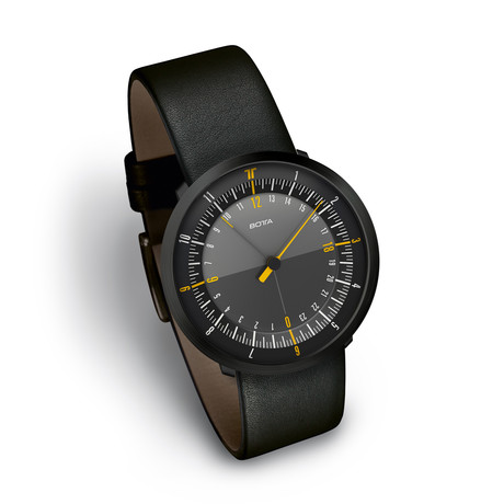 Botta Design DUO Black Edition // BE259010
