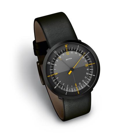 Botta Design DUO Black Edition // BE259010 (S: 155mm-185mm)