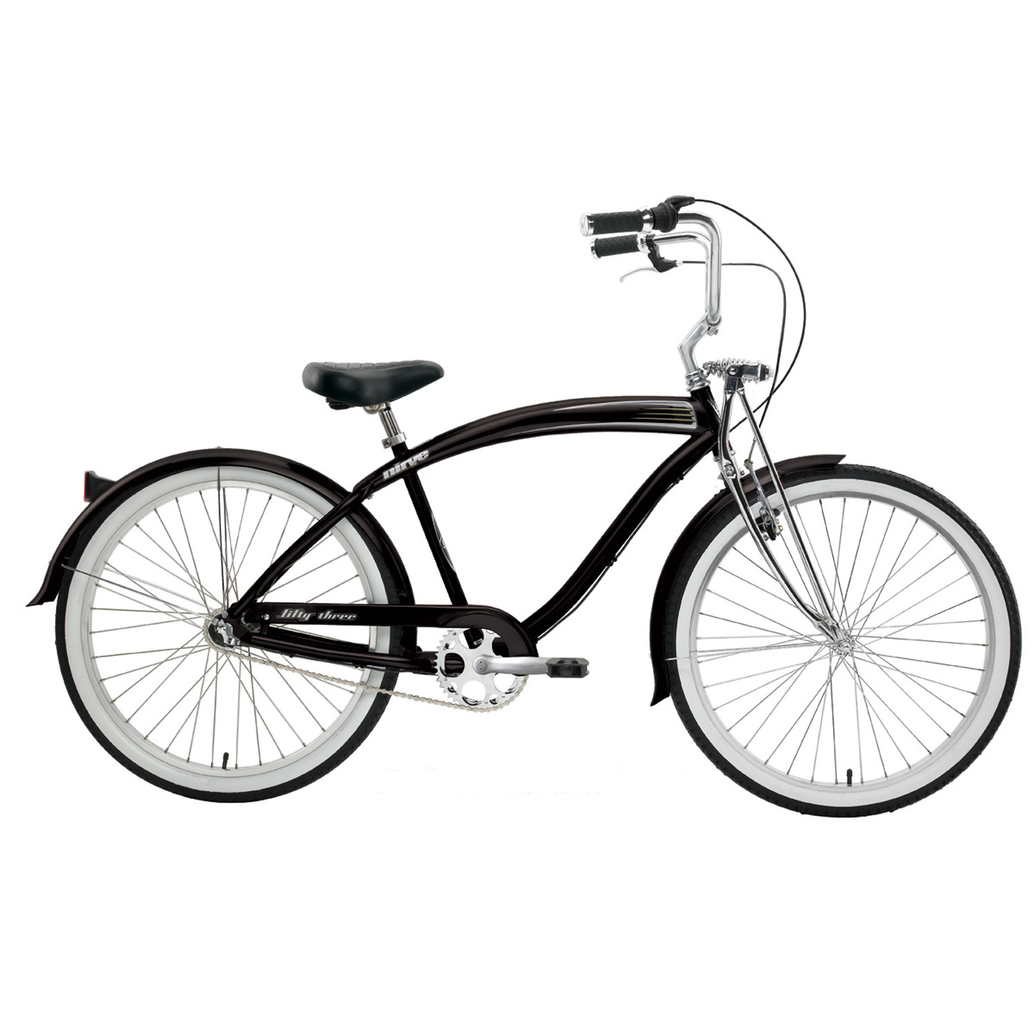 Nirve fifty three cruiser men 39 s gloss black nirve for What is touchofmodern
