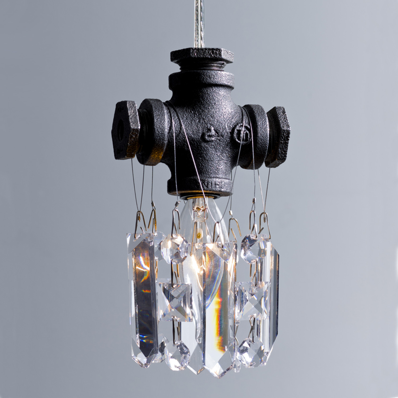 Tribeca collection single bulb pendant michael mchale designs tribeca collection single bulb pendant arubaitofo Image collections
