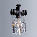 Tribeca Collection Single-Bulb Pendant