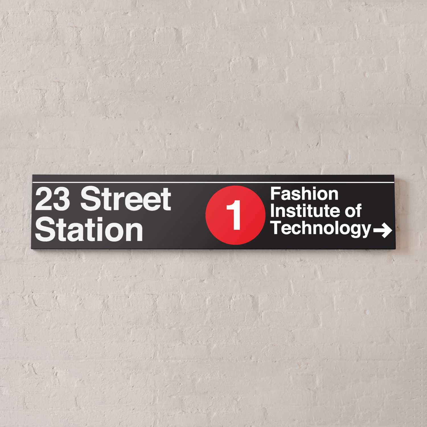 signs sign technology station institute subway underground nyc touchofmodern street signage typography coding colour really