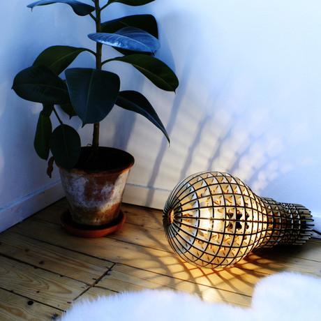 Wooden Bulb (Bulb)