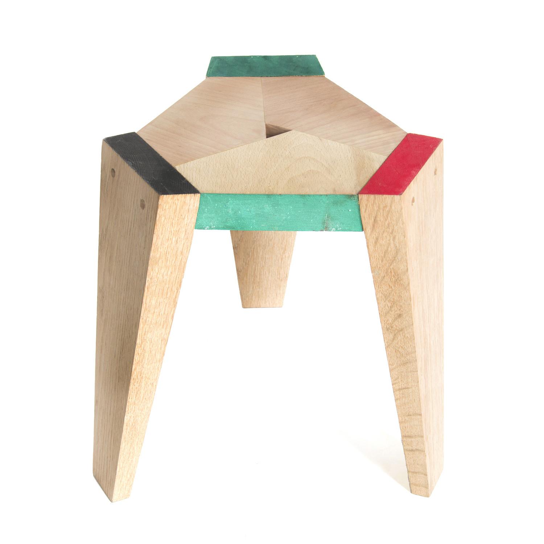 Endy stool studio ve touch of modern for Ben klinger