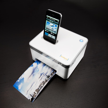 instant photo printer for iphone vupoint instant photo printer amp magic scanner touch of 17325