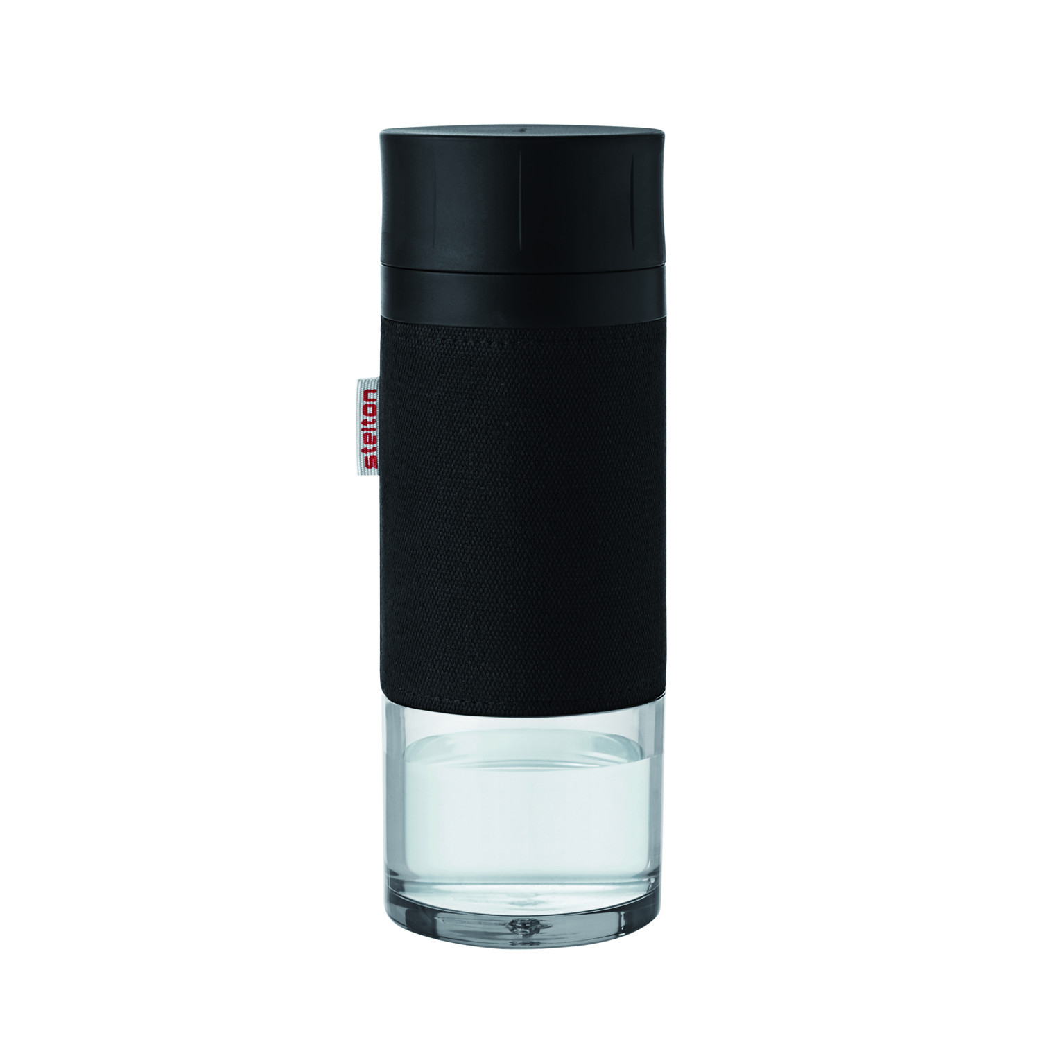 my water bottle stelton black touch of modern. Black Bedroom Furniture Sets. Home Design Ideas