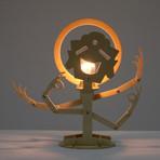 DIY Buddha Lamp