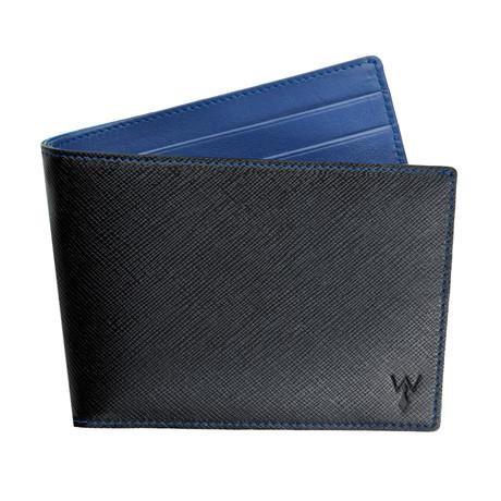 Wurkin RFID Blocked Slim Wallet (Blue)