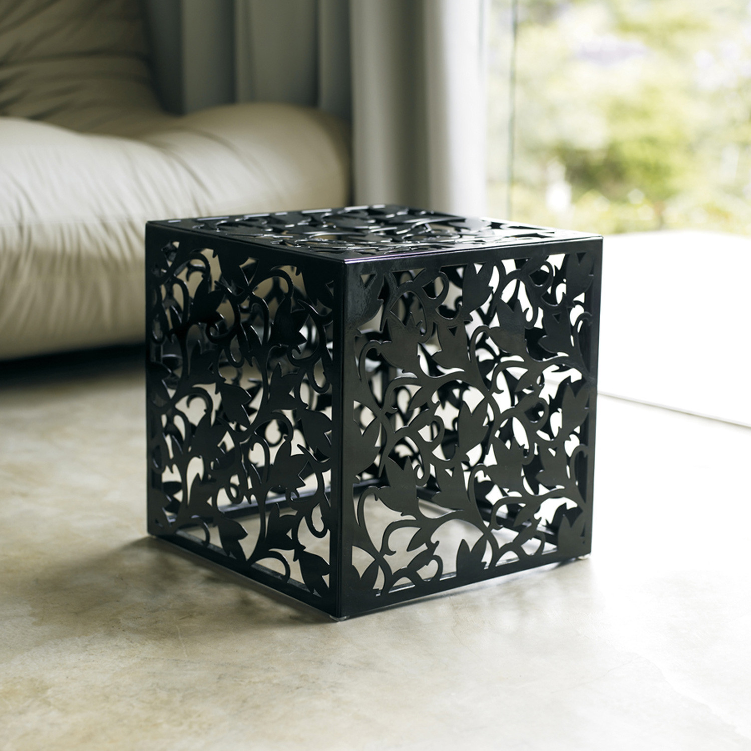 Foley Cube Bench Modloft Living Touch Of Modern