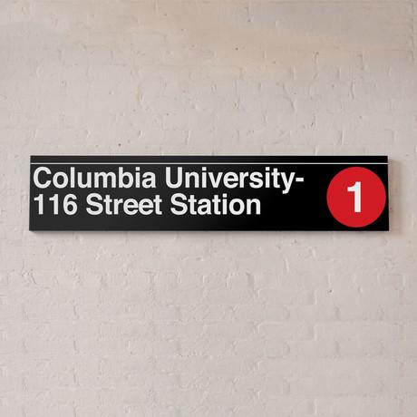 Columbia University // 116 Street