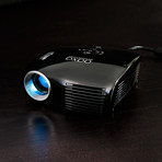 AAXA M2 Micro Projector + Apple iOS Cable