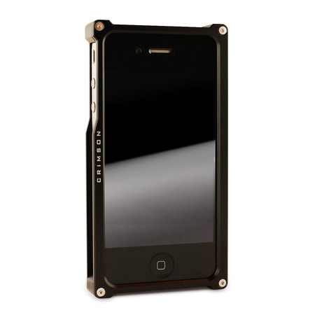 AFC iPhone 5/5S Case // Black (iPhone 4/4S)