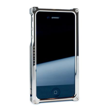AFC iPhone 4/4S Case // Chrome (iPhone 4/4S)