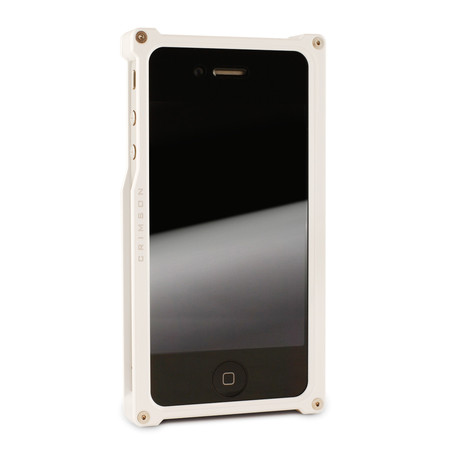 AFC iPhone 4/4S Case // White (iPhone 4/4S)