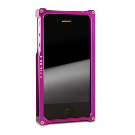 AFC iPhone 4/4S // Purple (iPhone 4/4S)