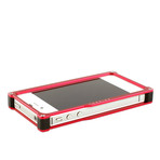 AFC iPhone 5/5S Case // Red (iPhone 4/4S)