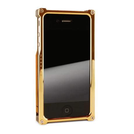 AFC iPhone 4/4S Case // 24K Gold (iPhone 4/4S)