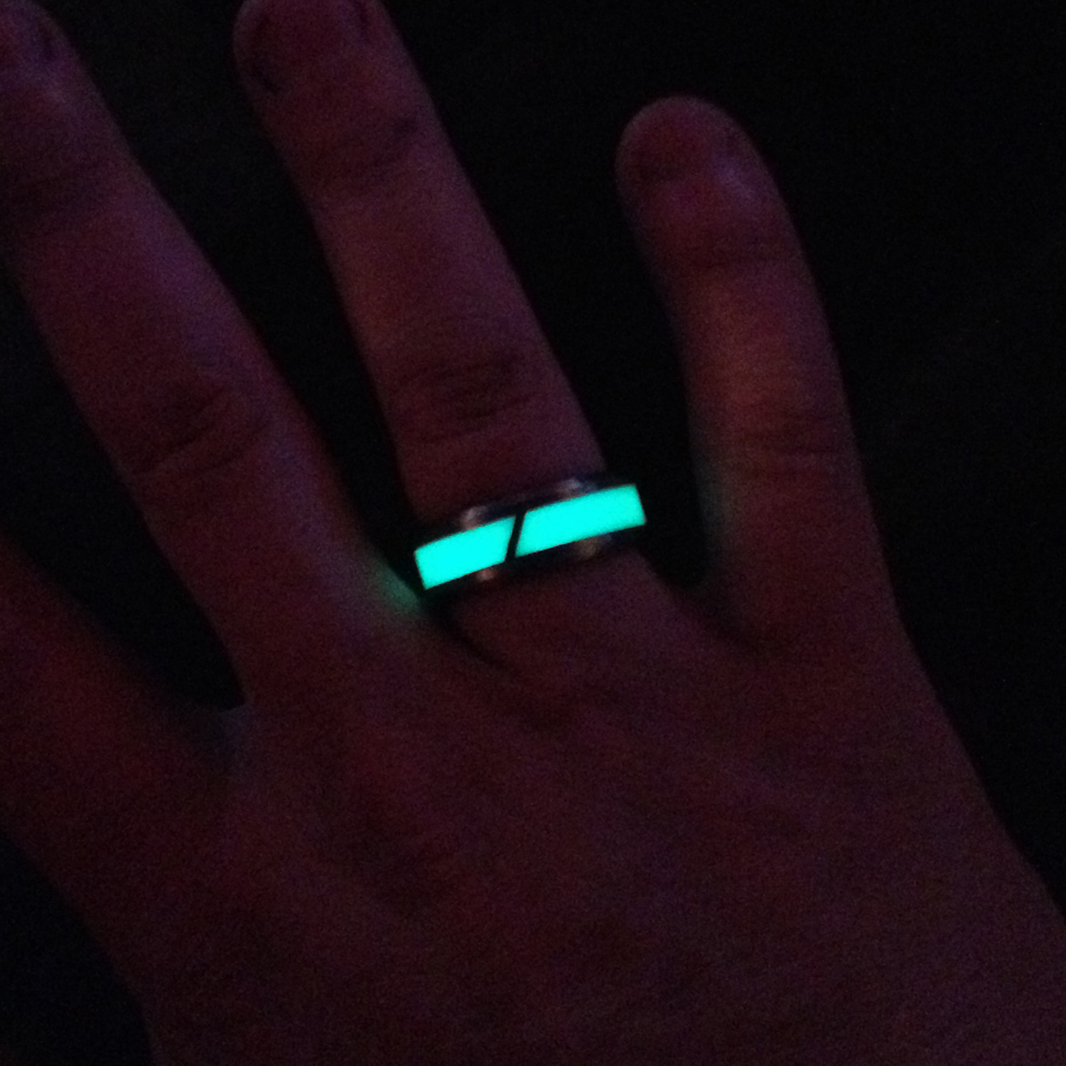 lume ring rings fiber gzktroe imgur forged com pics comments r carbon i