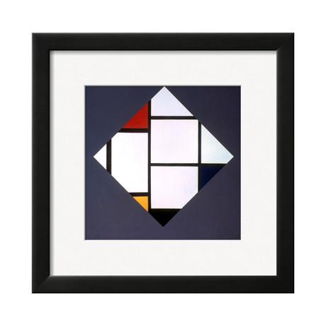 Mondrian: Composition (SOHO Black)