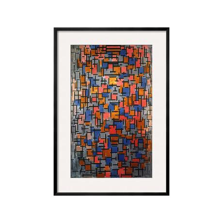 Mondrian: Composition // 52A