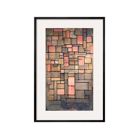 Mondrian: Composition // 69A