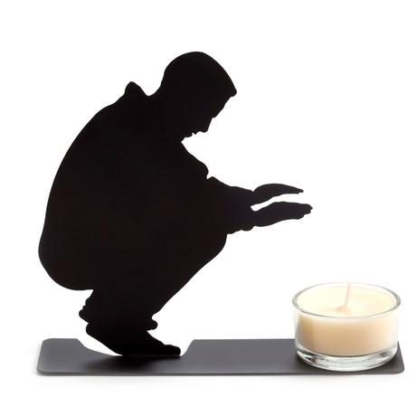 Warming Candle Holder (Single Holder)