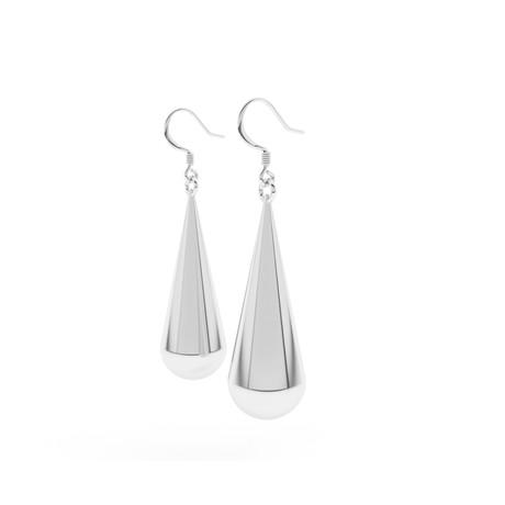 Dangle Earrings // Sterling Silver