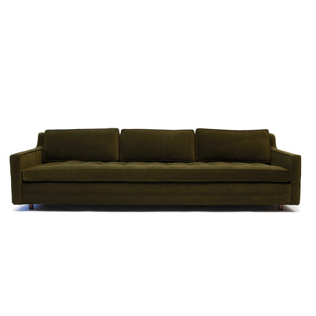 Up Three Seater (Forest Green)