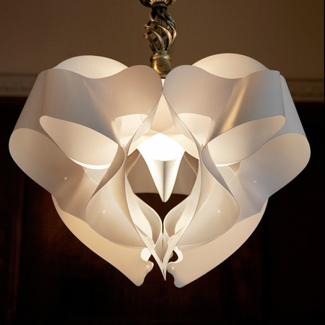 Kaigami - Sculptural Lamp Shades - Touch of Modern