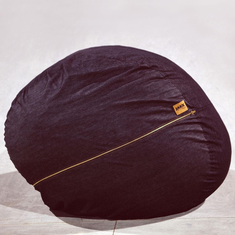 Jaxx Classic Saxx Bean Bag 3 Jaxx Denim Touch Of