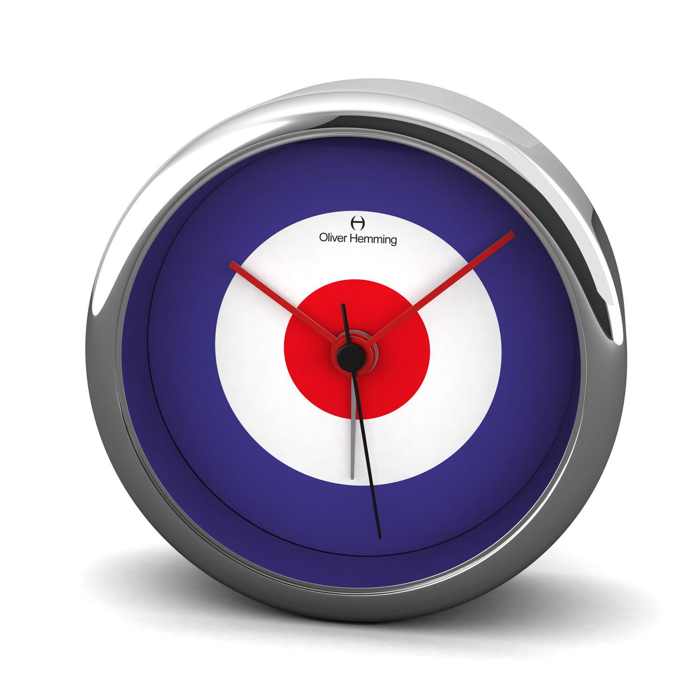 Desire alarm clock h80sraf oliver hemming alarm for Touch of modern clock