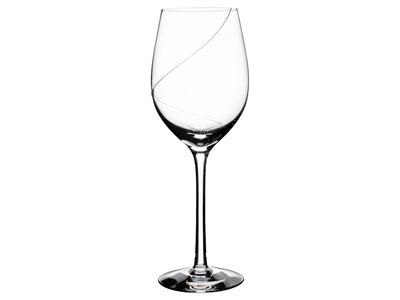 Line Wine Glass