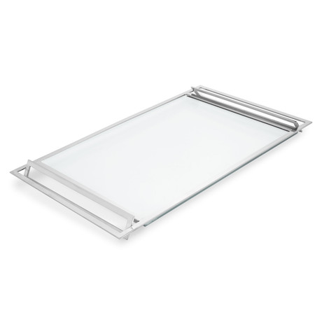 "Linea Tray (Medium: 20.08""L x 11.81""W x 1.18""H)"