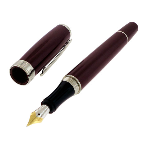 Bordeaux Fountain Pen