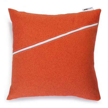 A Amp O Jasmin Pillow Orange Arne Olaf Touch Of Modern