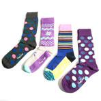 Armando // Set of 4  (Sock Size 9-11)