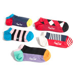 Taylor // Set of 5  (Sock Size 9-11)