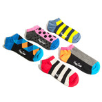 Ernesto // Set of 5  (Sock Size 9-11)