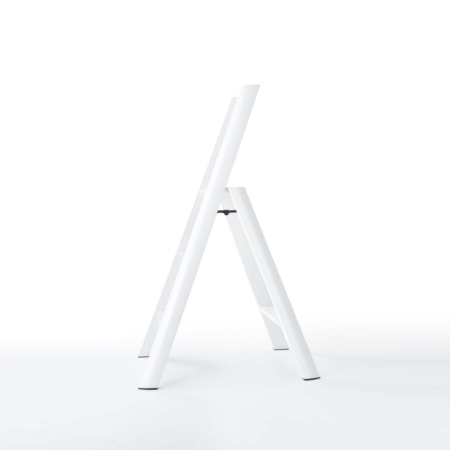 Excellent Lucano 3 Step Stool White Metaphys Stools Touch Of Modern Caraccident5 Cool Chair Designs And Ideas Caraccident5Info