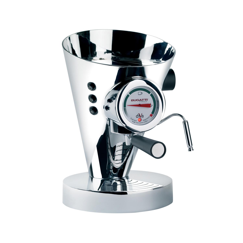 Touch Of Modern Espresso Maker ~ Diva espresso maker chrome casa bugatti