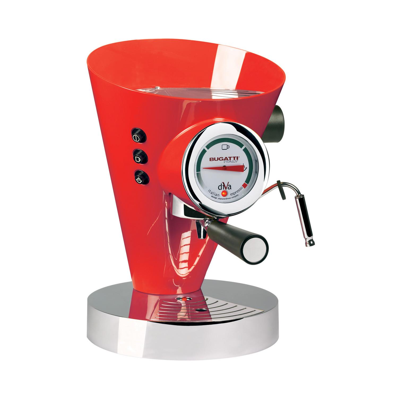Touch Of Modern Espresso Maker ~ Diva espresso maker red casa bugatti touch of